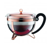 Tea pot, 1.3 l, 44 oz