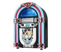 Desktop Bluetooth Jukebox with CD