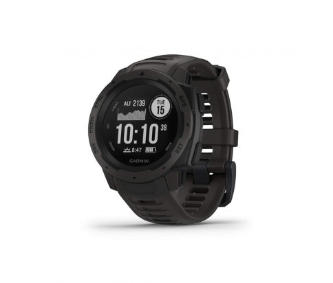 Garmin Instinct, Graphite