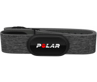 Polar - H10 Bluetooth/ANT+ HR Sensor Gray - M-XXL