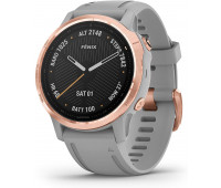Garmin Fenix 6S, Sapphire, Rose Gold/Powder Gray