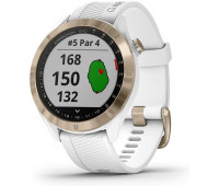 Garmin Approach S40, Light Gold/White
