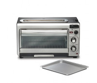 Hamilton Beach - 2-in-1 Oven and Toaster