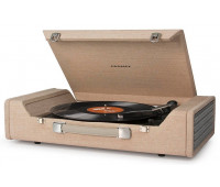 CROSLEY - NOMAD TURNTABLE - BROWN