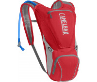 CamelBak - Rogue Hydration Pack, 85oz, Racing Red/Silver